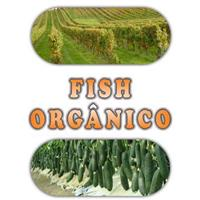 FISH ORGÂNICO CONTÉM 18 TIPOS DE AMINOÁCIDOS (FERTILIZANTE FOLIAR) FRETE GRÁTIS