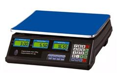 Balança Eletrônica Digital até 40 Kg Bivolt Alta Precisão Completa