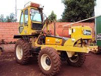 Trator Carregadeiras MotoCana com Trator Valtra BM100 4x4 ano 06