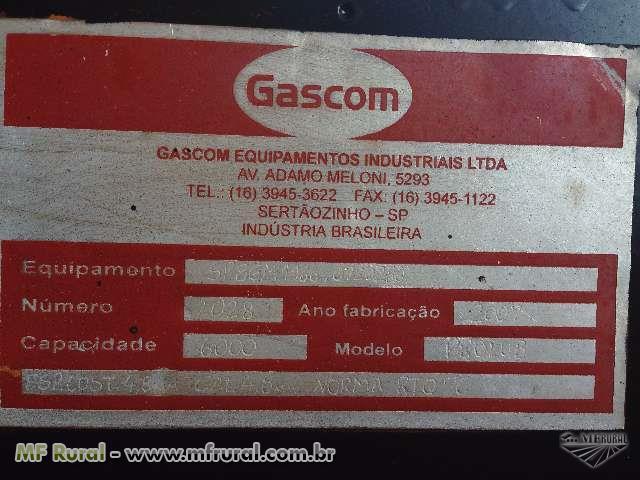COMBOIO GASCOM 2008