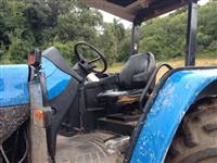 Trator Ford/New Holland TM 120 4x4 ano 01