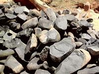 pedra onix preto para jardim