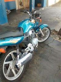 Strada Honda CBX 200