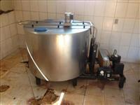 Tanque Resfriador de Leite 1200 litros