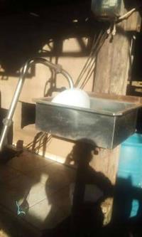 Ordenhadeira Westfalia farming technologies