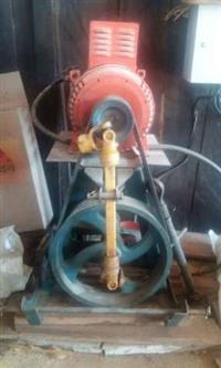 Gerador De Energia Bambozzi 40 Kva