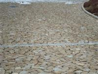 calçadas em pedras portuguesa