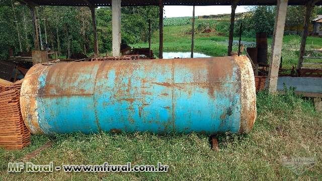 Tanque de combustivel 5000 litros em toledo venda de for Tanque de 5000 litros