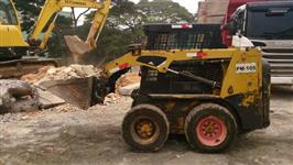 MINI CARREGADEIRA BOBCAT CATERPILLAR