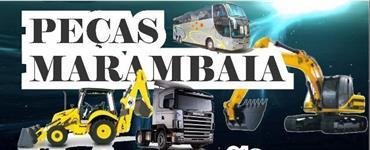 Peças de  Maquinas pesadas, tratores, carregadeiras, escavadeiras, caminhões,