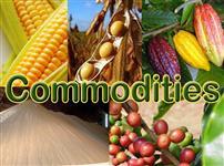 Commodities para exportação