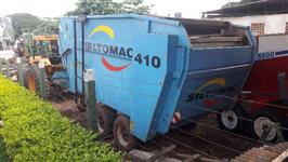 Vagao Misturador Siltomac 410 2012 unico dono