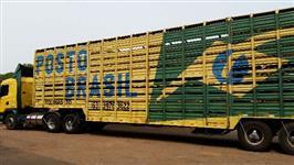 Caminhão  Scania G 380  ano 05