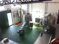 Vendo indústria de produção de refresco pronto para beber.