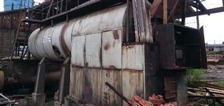 Caldeira Secamaq 2,5 TON de vapor