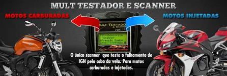 VENDO UM PROJETO DE APARELHO ELETRÔNICO  DE TESTE PARA MOTOCICLETAS