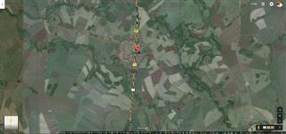 Propriedade de 23 hectares em Cana de A��car, Aramina - SP