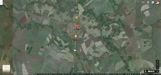 Propriedade de 22 hectares com lavoura em Cana de Açúcar