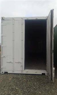Container Reefer (Refrigerado) 20 pés e 40 pés.