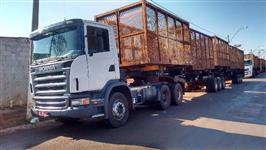 Caminhão  Scania G 420  ano 09