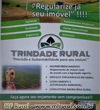 Georreferenciamento, Topografia, Licença Ambiental e Consultoria em Imóveis Rurais.