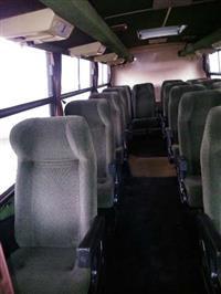 Micro Ônibus 608 Marcopolo Sênior 85/86 Rodoviário 2º Dono - 1985