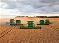 Terceirização da colheita de soja atendo todo o parana