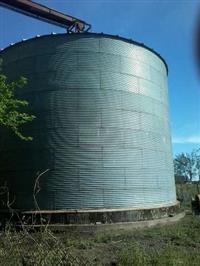 silo armazenador 10 mil sacos