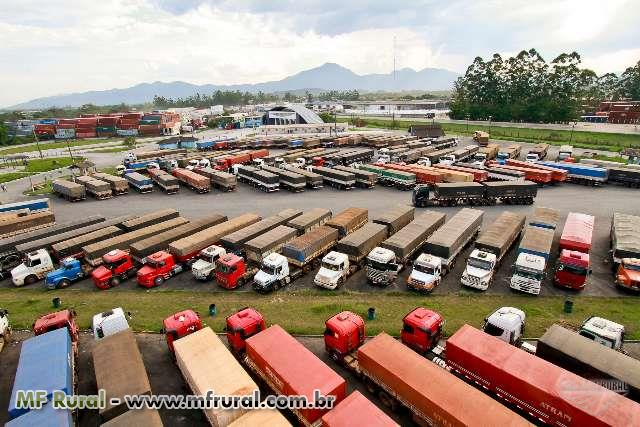Transportes de cargas à granel, máquinas e produtos em TODO Brasil
