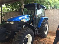 Trator  Ford/New Holland  4x4 12