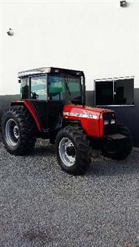 Trator Massey Ferguson 283 4x4 ano 05