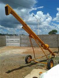 Chupim Rosca Transportadora 6 metros x 6 polegadas