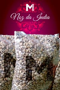 NOZ DA INDIA - SEMENTES - ORIGINAL - Pronta Entrega