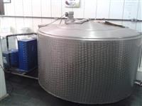 Resfriador de leite 2000 litros