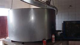 Tanque Resfriador Alfa-Laval