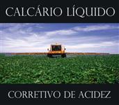 CALCÀRIO LÌQUIDO/CORRETIVO DE ACIDEZ  DE SOLO