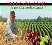 FISH - SUPER FOLIAR ORG�NICO (18 TIPOS DE AMINO�CIDOS)