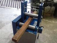 Maquina de desentortar Batente de madeira NOVO
