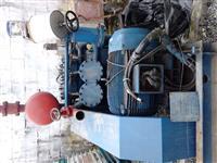 Compressor Madef  6C 16x11 duplo estagio