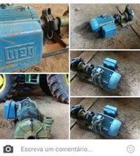 Motor Monofásico de Alta Rotação