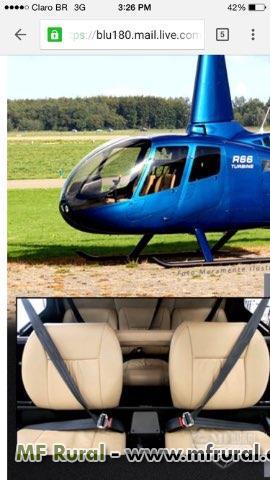 Helicóptero r44 robison