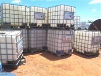 Compras e vendas de tambores e container de plastico