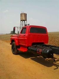Caminhão FORD CARGO 2626  com AGRIBOMBA GASCOM NOVO