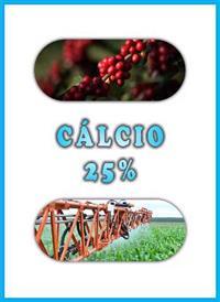 C�LCIO 25% (� um corretivo de solo de a��o imediata, fonte de c�lcio para as plantas) FRETE GR�TIS