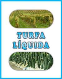 TURFA L�QUIDA - SUBSTITUI 100% CAMA DE FRANGO E ESTERCO (�CIDO H�MICO E �CIDO F�LVICO) FRETE GR�TIS