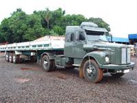 Caminhão Scania L 111 S ano 71