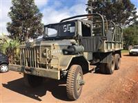 Caminhão ENGESA EE-25 ano 83
