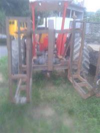 Trator Massey Ferguson 285 4x4 ano 0