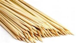 Espeto de bambu ( churrasco)