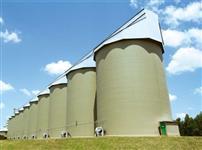 unidades armazenadoras de cereais